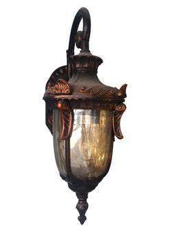 Al Masah Crystal Outdoor Light - OUT00174
