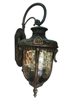 Al Masah Crystal Outdoor Light - OUT00187