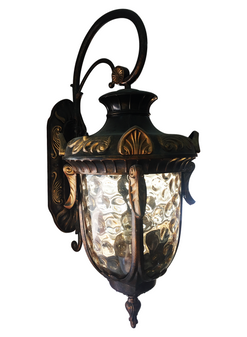 Al Masah Crystal Outdoor Light - OUT00188