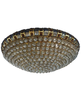 Al Masah Crystal Ceiling Light - CEI00024