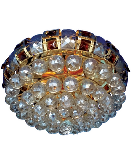Al Masah Crystal Ceiling Light - CEI00025