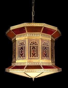 DT0827-8 Light Gold Iron Chandelier