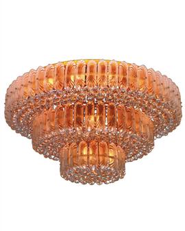 Al Masah Crystal Ceiling Light - CEI00097