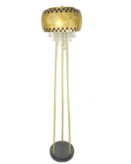 Al Masah Crystal Table Lamp - TAB00025