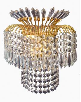 Al Masah Crystal Wall Light - WAL00323