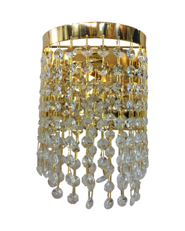 Al Masah Crystal Wall Light - WAL00690