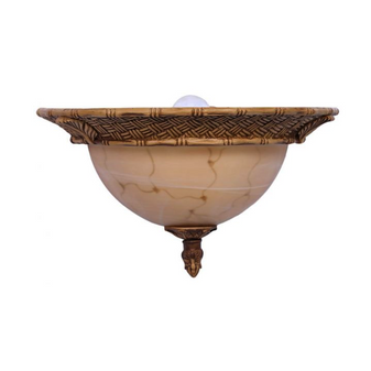 Al Masah Crystal Cup Wall Light - WAL00364