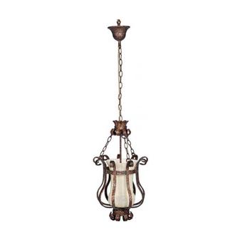Al Masah Crystal Hanging Lamp Chandelier - CHA00675