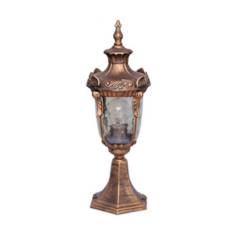 Al Masah Crystal Covered Glass Cup Garden Landscape Light - OUT00191