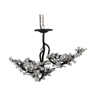 Al Masah Crystal Branch of Life Chandelier - CHA00499