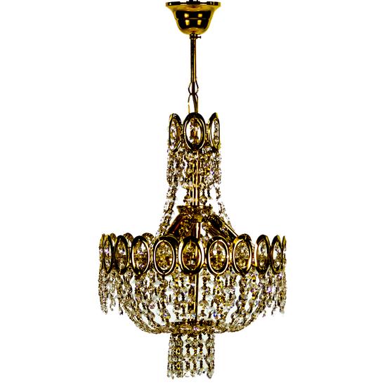 Al Masah Crystal Chandelier - CHA01094 - 401/D30 ORO