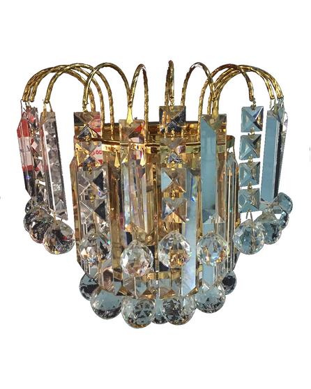 Al Masah Crystal Wall Light - WAL00644