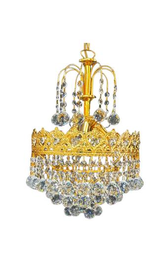 Al Masah Crystal Chandelier - CHA01156 - 400/D30 ORO/BALL
