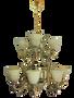 Al Masah Crystal Chandelier - CHA00468 - DH-1029/L8+4