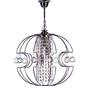 Al Masah Crystal Chandelier - CHA01078 - NOEMI/40 CHR