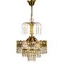 Al Masah Crystal Chandelier - CHA01082 - 400/D30 ORO
