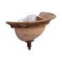 Al Masah Crystal Cup Wall Light - WAL00364