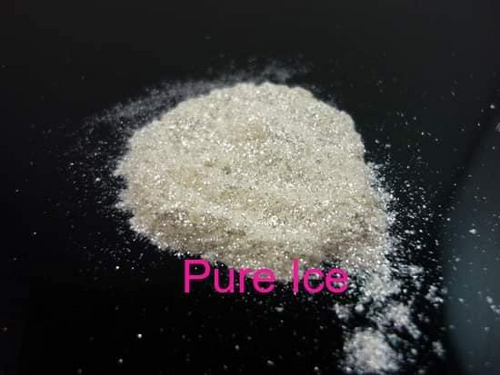 Pure Ice (Synthetic Mica)