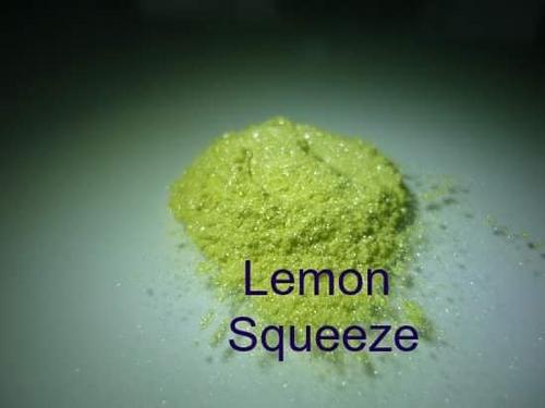 Lemon Squeeze Mica