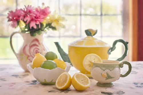 Sunshine Citrus Tea Blend