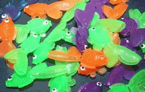 Gold Fish Toys 12 pk