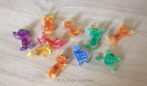 Mini Monkey Toys 10 pk