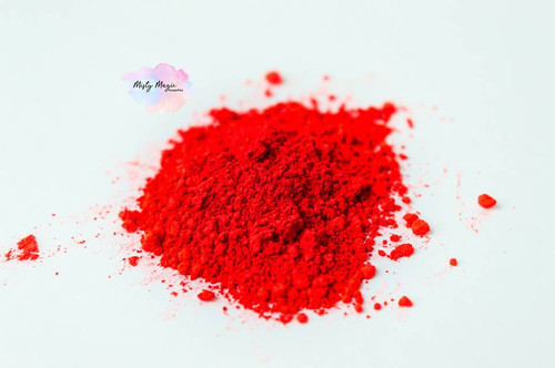 Neon Red Pigment