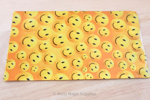 6 x 9 Smile Polymailer- 10 ct