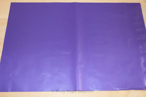 10 x 13 Purple Polymailer- 10 ct