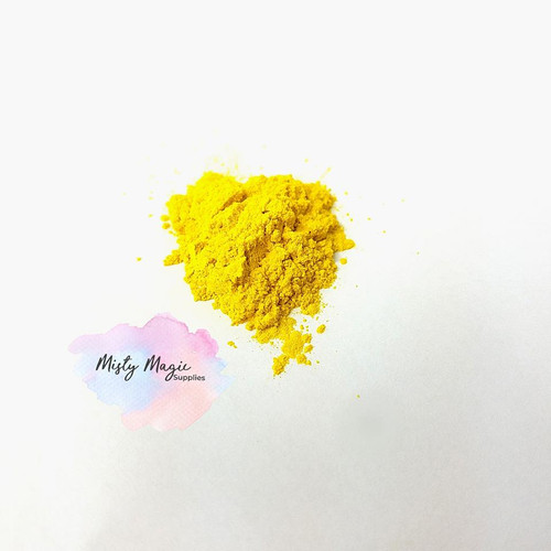 Daisy Yellow Mica