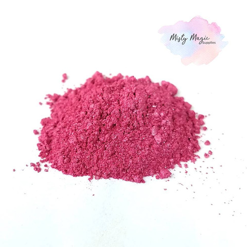 Fuchsia Pink Mica