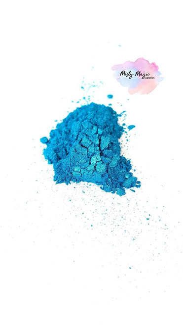 Turquoise Mica