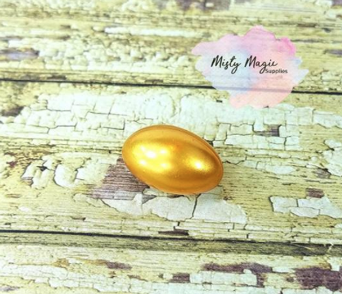 Gold Egg Bath Beads