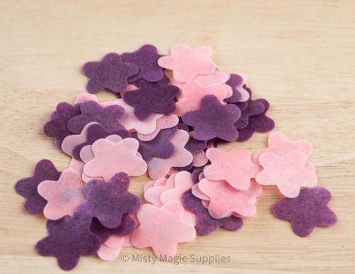Flower Power Bath Confetti   1 oz