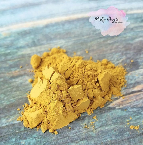 Brazilian Gold Clay 1 oz
