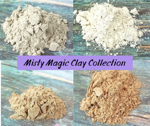 Clay Sample Pack