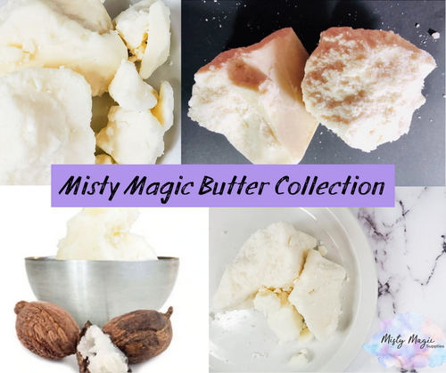 Misty Magic Butter Collection