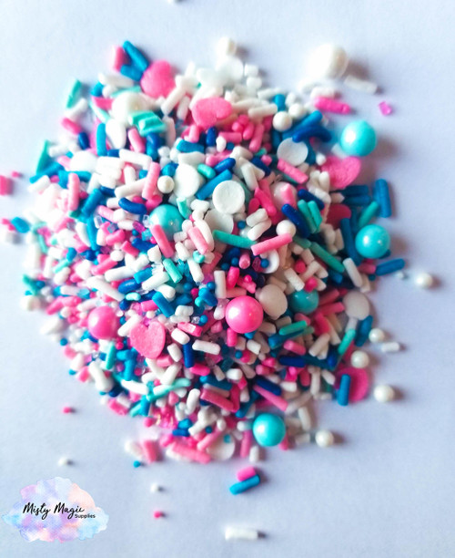 Baby Love Sprinkle Mix  1 oz