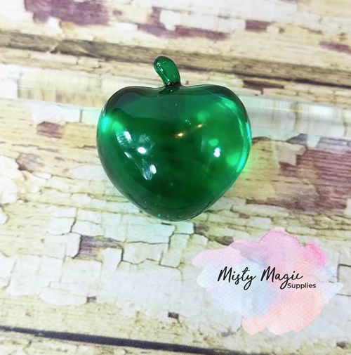 Green Apple Bath Beads 5 pack
