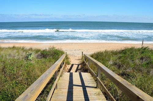 Summer Boardwalk Type