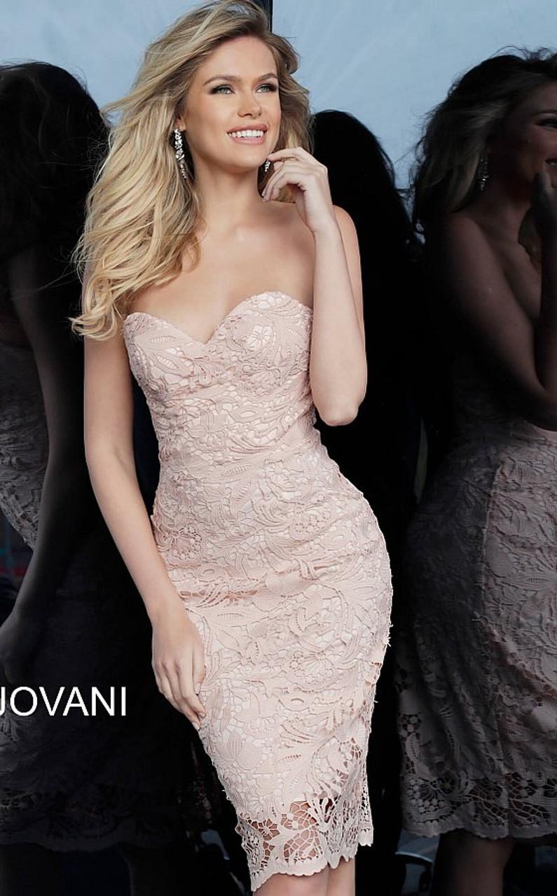 Jovani 1401 Guest Wedding Dress