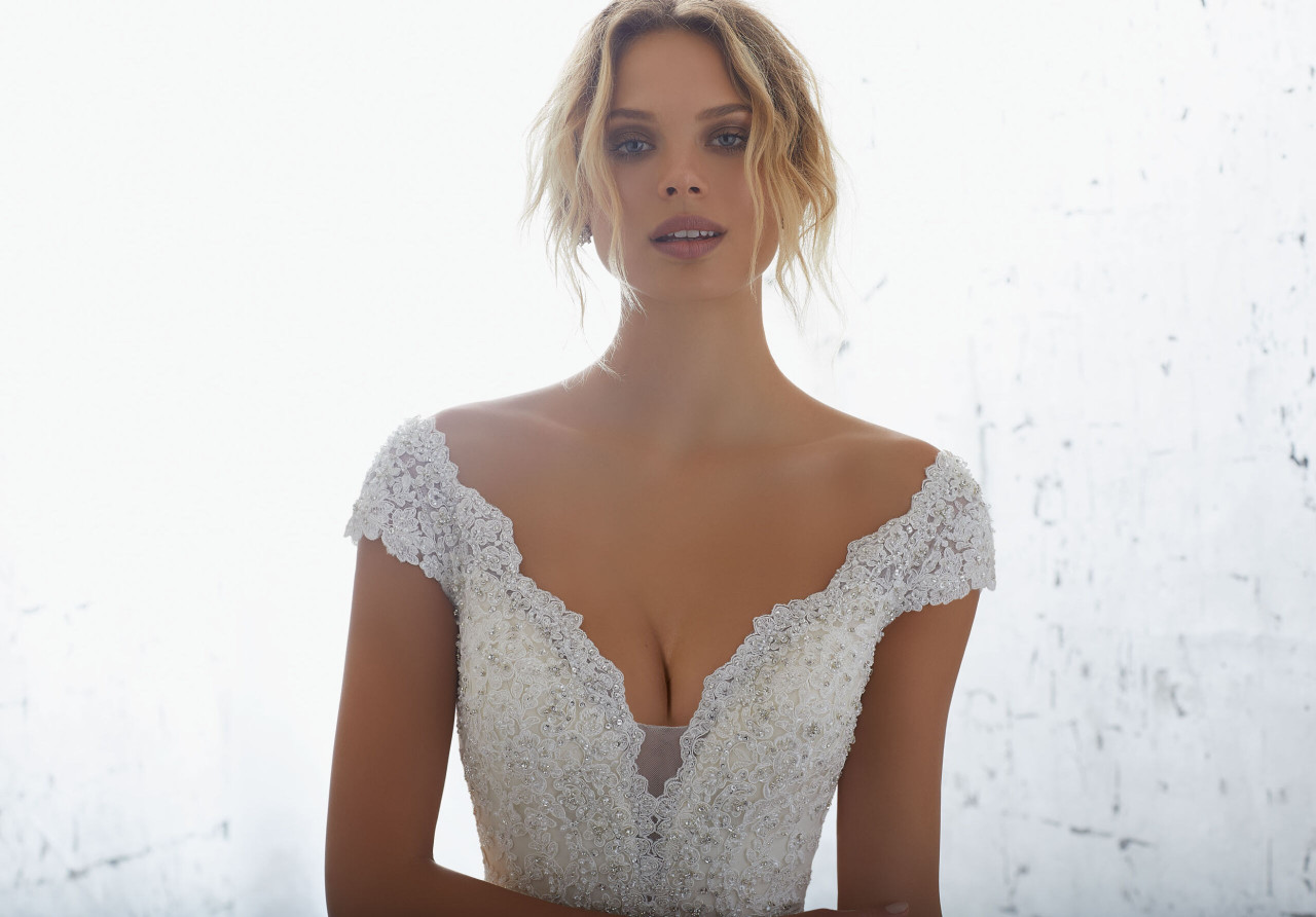 Morilee 1701 Wedding Dress
