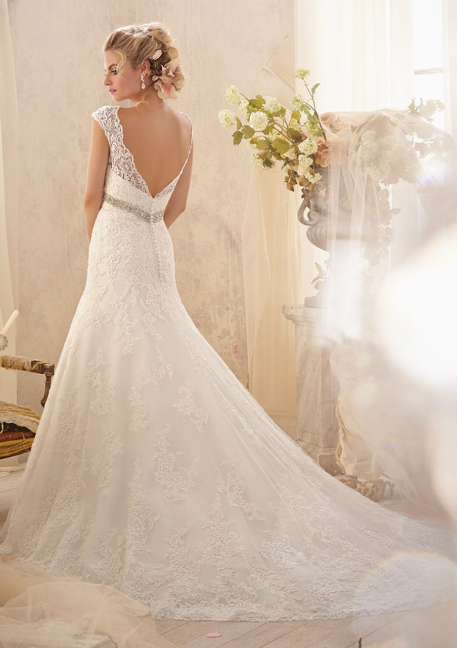 Morilee 2620 Wedding Dress