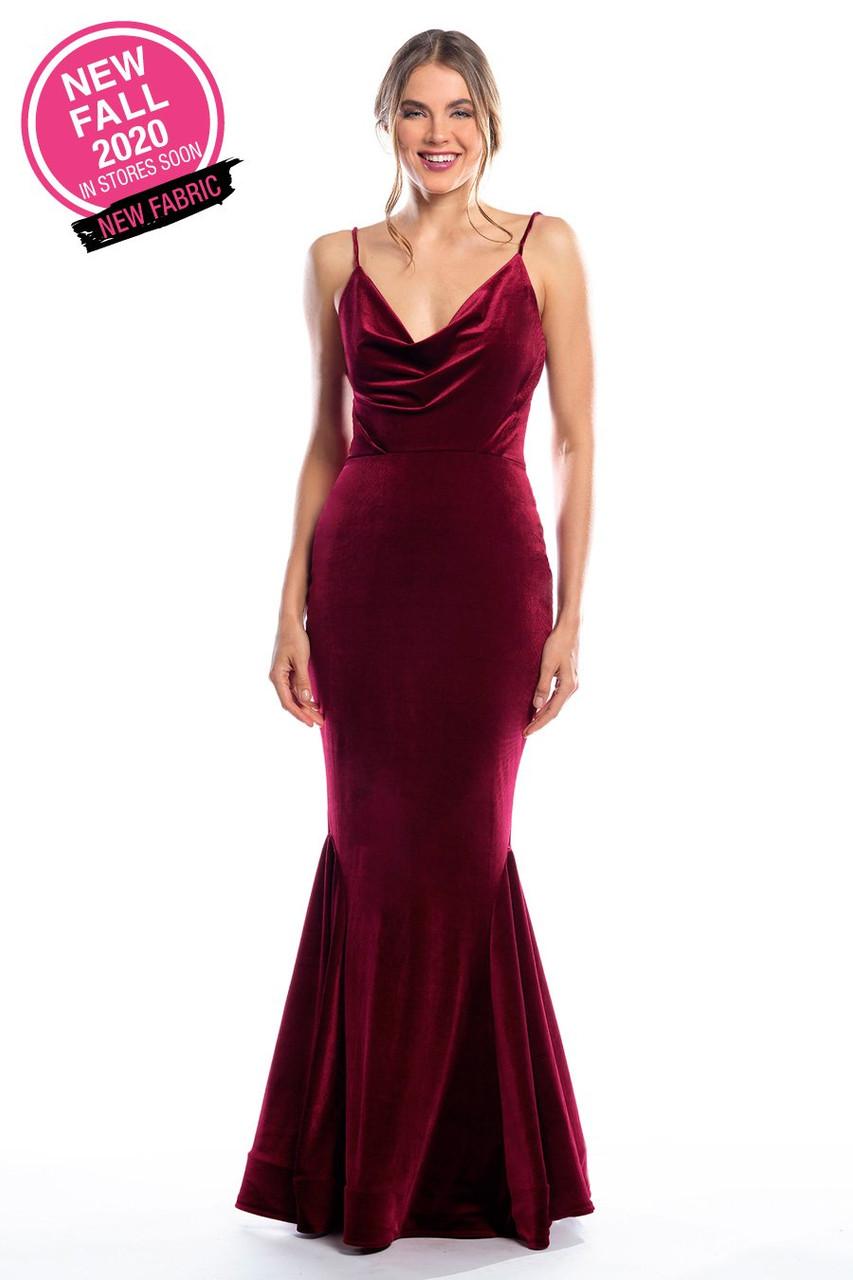 Bari Jay Bridesmaids Dress 2085