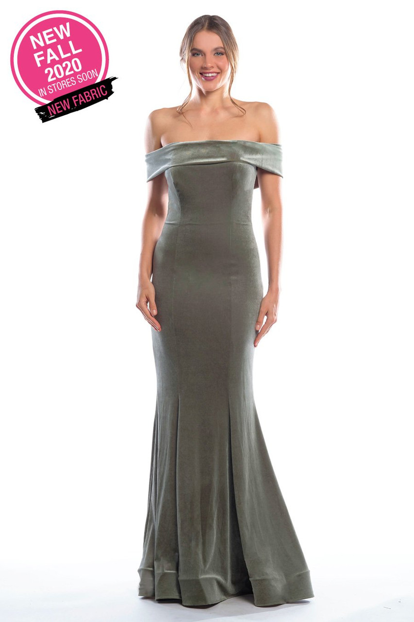 Bari Jay Bridesmaids Dress 2090