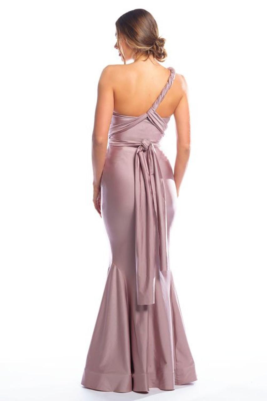Bari Jay Bridesmaids Dress Lux Infinity