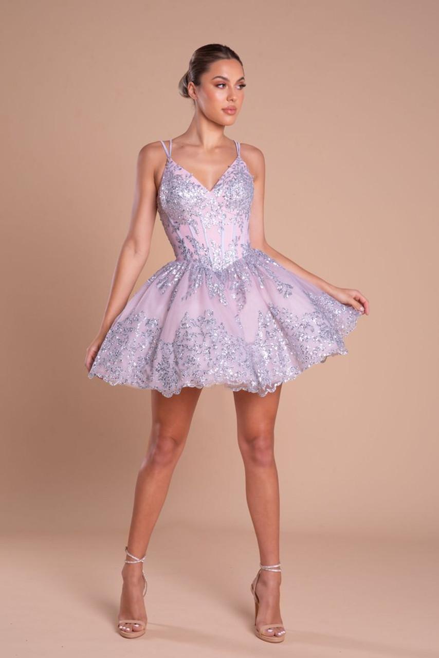 Portia and Scarlett PS21008 Short Dress