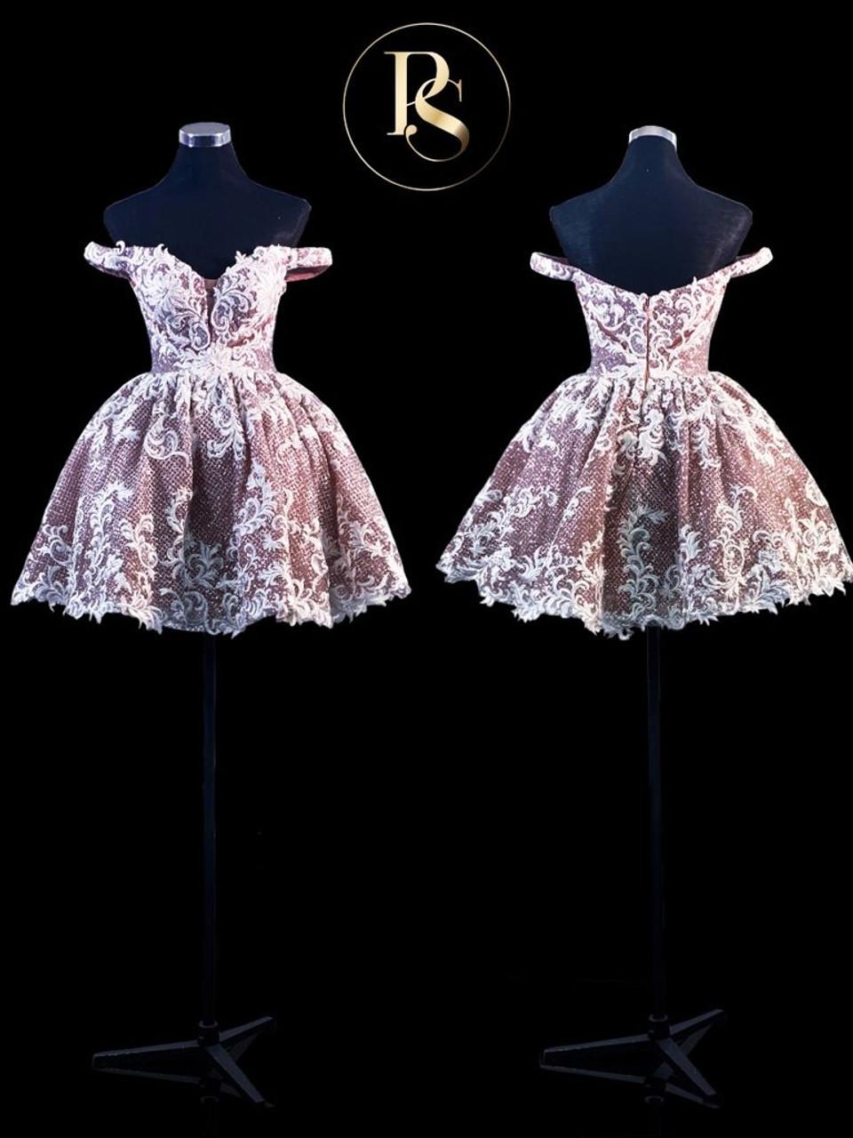 Portia and Scarlett PS21017 Short Dress