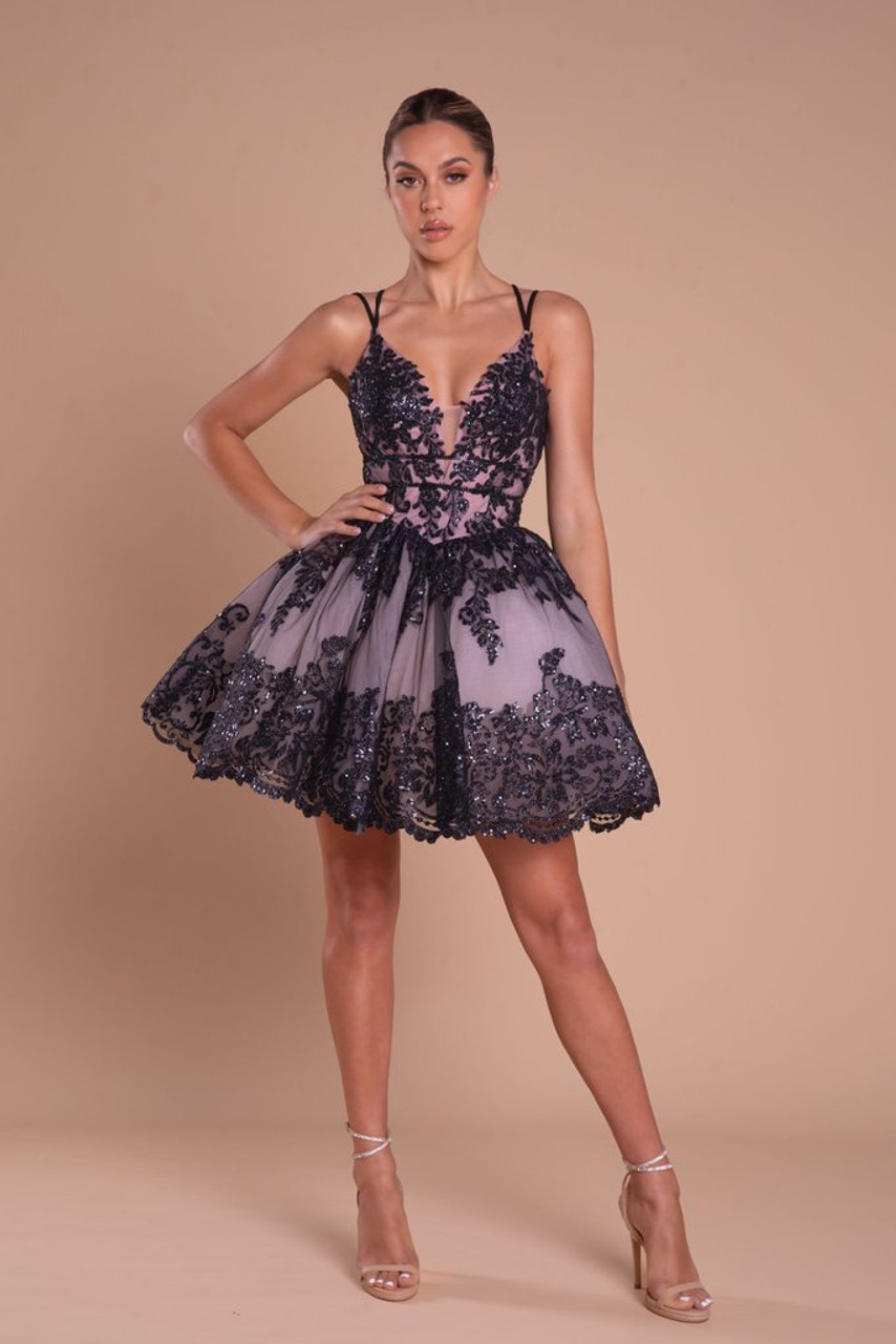 Portia and Scarlett PS21007 Short Dress