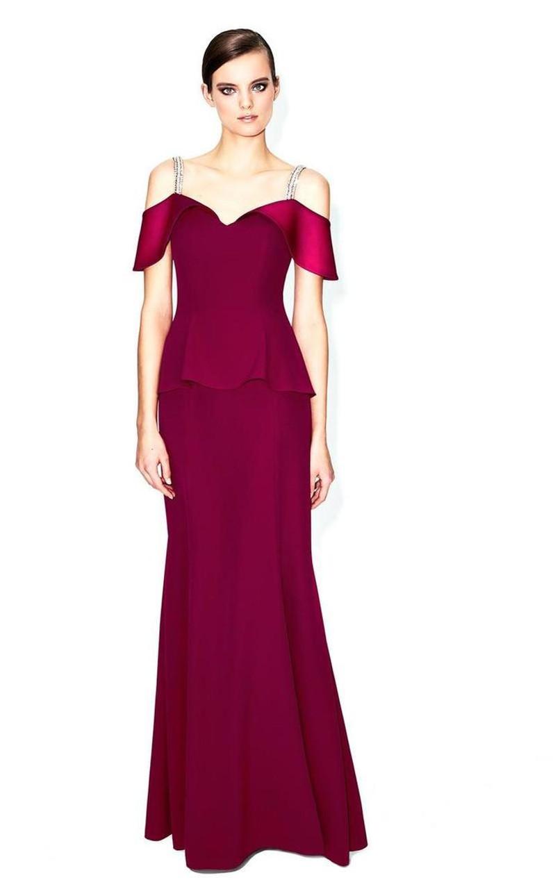 Alexander by Daymor 550 Embellished Sweetheart Dress